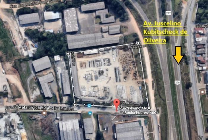 terrenos para alugar em curitiba cidadeindustrialdecuritiba